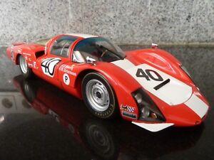 1:18 Minichamps, Porsche 906 LH, 12H Sebring