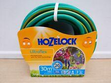 HOZELOCK 7730 30 ULTRAFLEX GARDEN HOSE 20 YEAR WARRANTY + 2360 HOSE HANGER