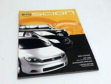 2005 Scion xA xB tC Brochure