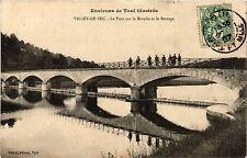CPA  Villey-le-Sec - Le Pont sur la Moselle et le Barrage  (386076)