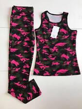 Wholesale Job lot Woman's Ladies Camouflage Army Jeans Legging Top West 12pcs