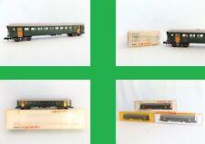 Arnold 3323 SBB CFF Personenwagen 2. Klasse OVP Sehr selten goldene Türen