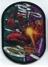 2015 Fleer Retro Marvel Jambalaya #5 Deadpool