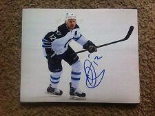 Olli Jokinen Autographed 8x10 Photo Nashvillie Predators Jets Kings  PROOF