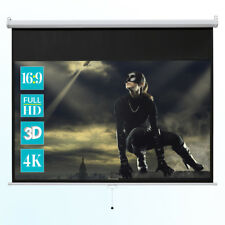 ivolum Rolloleinwand 240 x 135cm Nutzfläche | Format 16:9 | Als