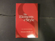 Elements of Style by William Strunk