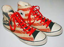 Converse All Star Men's 10 Chuck Taylor Eagle Red Stripes High Tops Sneaker