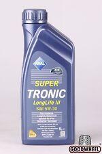 1X Motoröl Motorenöl Aral SuperTronic LongLife 3 5W-30 1 Liter ACEA C3