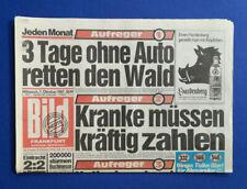 Bild Zeitunga-7.10.1987-Olala ! Katja Bienert * Mandy u.Rolling Stone Bill Wyman