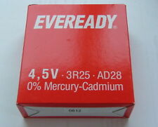 8 x Eveready 3R25 4.5v Lantern Batteries £25.95 Bardic lamp use exp date12 2019