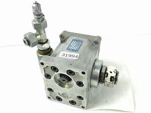 Sauerbibus PRR 44 + 44d 181.25.367.0C Hydraulique Pompe Hydraulique