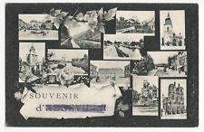 France - Souvenir d'Abbeville - Multiview - WW1 postcard