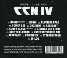 BUSHIDO  Carlo Cokxxx Nutten 4  ( Neues Album 2019 ) CD NEU & OVP 20.12.2019