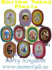 Custom Theme Pinata - Birthday party supply