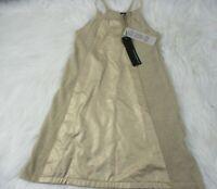 Imoga Girls Dress Randi Gold Sparkle Size 4 NWT Wedding Flower Girl Party