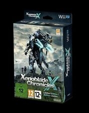 XENOBLADE CHRONICLES X PAL VERSION MULTILANGUAGE LIMITED EDITION COLLECTOR NEW