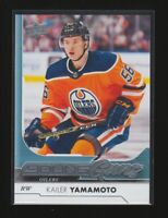 (75847) 2017-18 UPPER DECK YOUNG GUNS KAILER YAMAMOTO #202 RC
