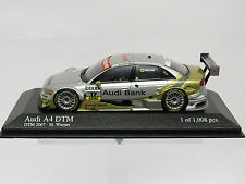 Audi A4 DTM 2007 1/43 M. Werner Minichamps Nr. 400079667