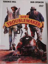 Die Troublemaker - Western Satire - Terence Hill, Bud Spencer - Horst Wendlandt