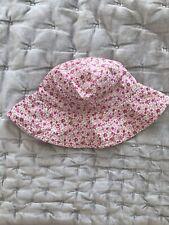 Monsoon Girls Reversable Hat 6 -13 Years