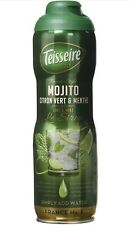 Pack Of 6 - Teisseire Mojito Syrup, 600 ml Lime And Mint - Citron Vert & Menthe