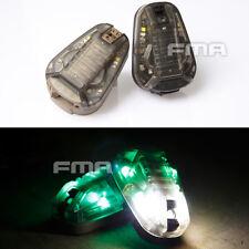 FMA Hunting Survival Green Safety Flash Light BK/DE TB1286