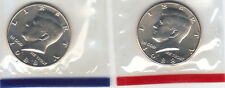 1988 P+D KENNEDY HALF UNCIRCULATED STILL IN MINT CELLO L@@K