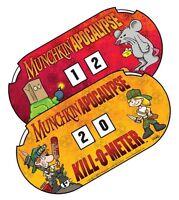 Munchkin Apocalypse Kill-o-Meter, New, English