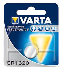 10x VARTA Professional  CR1620 3V im Blister