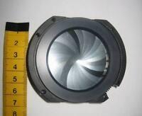 Irisblende ca. 48mm ganz schliessend aus militärischem Nachtsichtgerät #2