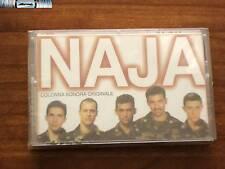 Naja - Colonna sonora originale - MC - 1998 - SIGILLATO