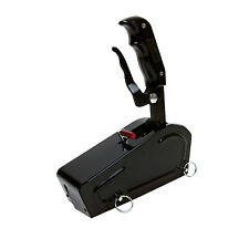 B&M Pro Stick Automatic Shifter w/ Black Stealth Magnum Grip GM Ford 81052