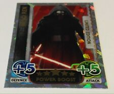 STAR WARS TOPPS LIMITED EDITION CARD FORCE ATTAX KYLO REN