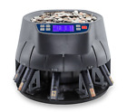 AccuBanker AB510 Coin Counter, Sorter, and Roller