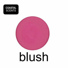 Coastal Scents Blush Pot BLUSH - ORCHID RED - matte 36mm pan