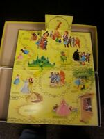 VTG 1974 WIZARD Of OZ Board Game by Cadaco Complete Judy Garland Classic USA