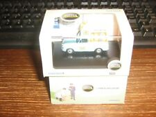 SUPERB Oxford Diecast 1/76 OO Ford Anglia High Top Walls Ice Cream Van 76ANG003