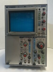 Vintage Iwatsu SS-8120 Oscilloscope Spectrum Analyzer Japan