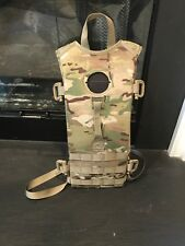 NEW US Military MOLLE 3L/100oz HYDRATION CARRIER Pack System, Multicam