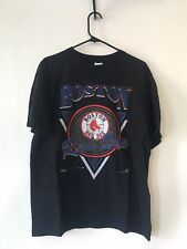 Vintage MLB Boston Red Sox Baseball Salem Sportswear T Shirt Adult Size L