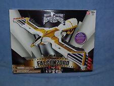 Mighty Morphin Power Rangers Legacy Blanco Falconzord Nuevo Y En Caja