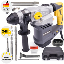 Bohrhammer SDS+ Schlagbohrmaschine Schlagbohrer Meißelhammer Stemmhammer 2600W