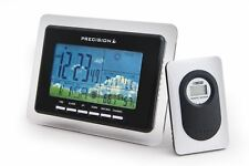 Precision Radio Controlled Weather Station Digital Colour Screen