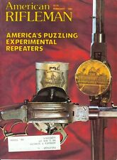 1981 American Rifleman Magazine: America's Puzzling Experimental Repeaters