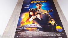 ROCKETEER  ! affiche cinema bd comics