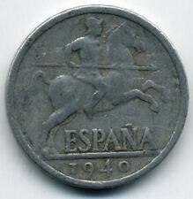 F. FRANCO. 10 Céntimos 1940