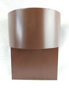 Outdoor Wall Lantern by Kenroy Lighting 93543COP Moonlit 1 Light 9 inch Copper