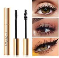 Lash Mascara Makeup Curling Thick Eyelash Waterproof 4D Silk Fiber Rimel Extensi