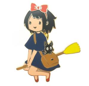 Kiki's Delivery Service Hard Enamel Pin Studio Ghibli Anime Badge