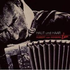 """HUBERT VON GOISERN """"HAUT UND HAAR"""" 2 CD NEU"""